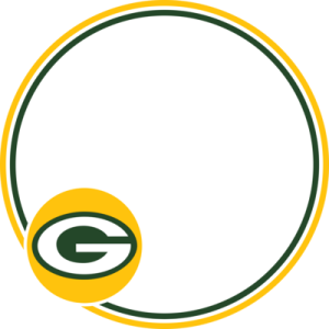 Green Bay Packers NFL Profile Photo Frame