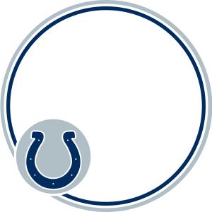 Indianapolis Colts NFL Profile Photo Frame