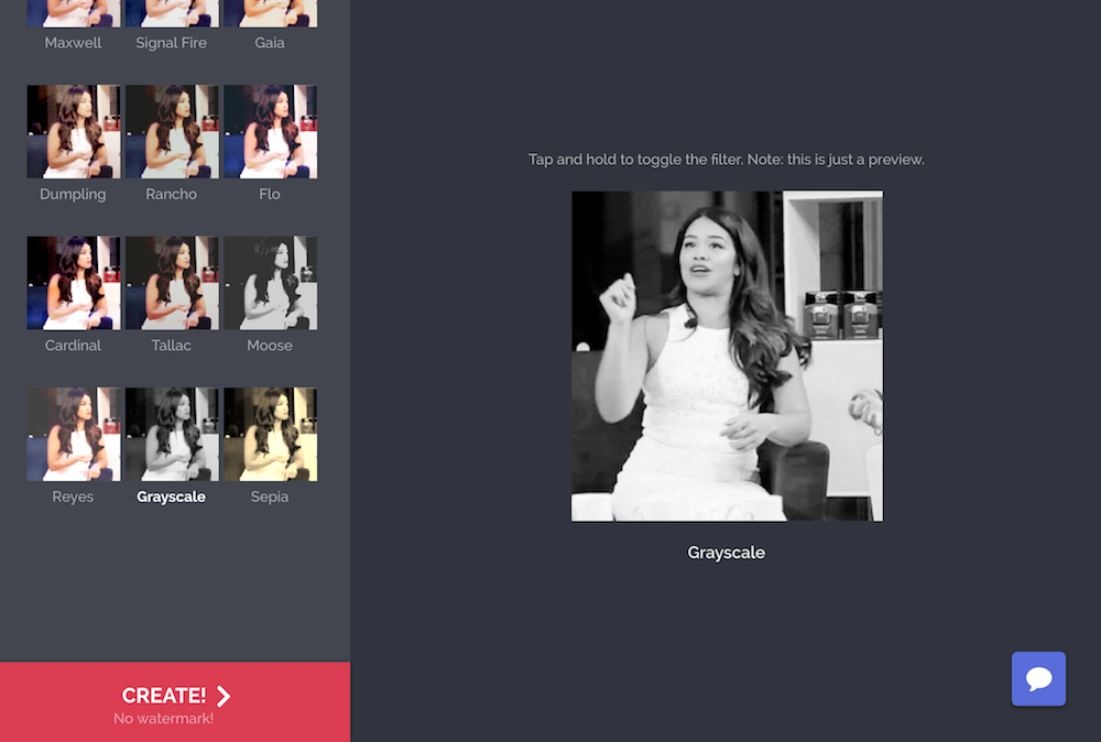GIF Filters: Adjusting and Filtering GIFs online