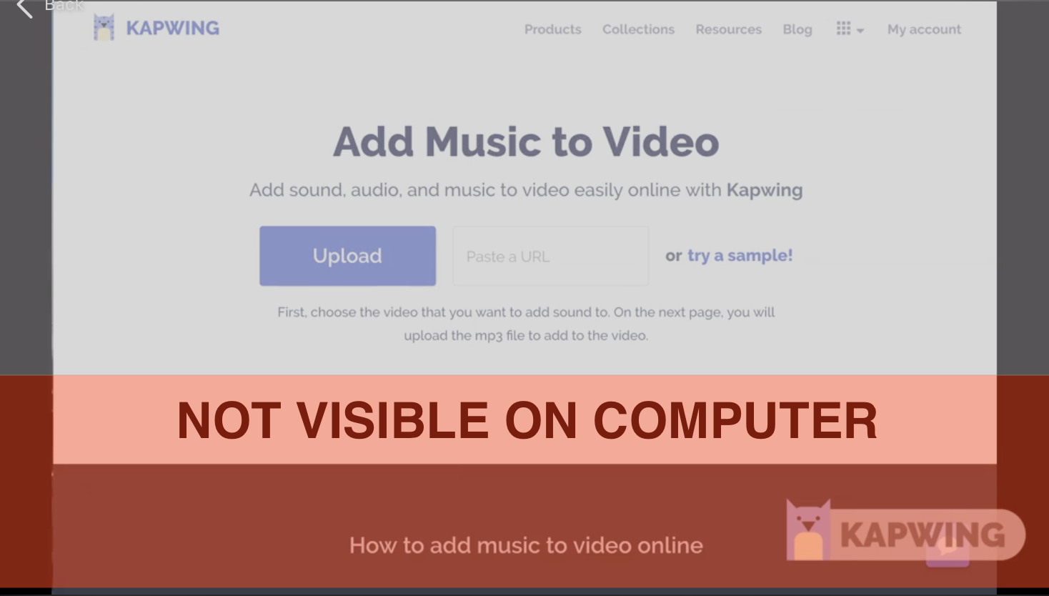 How to Make a Facebook Cover Video