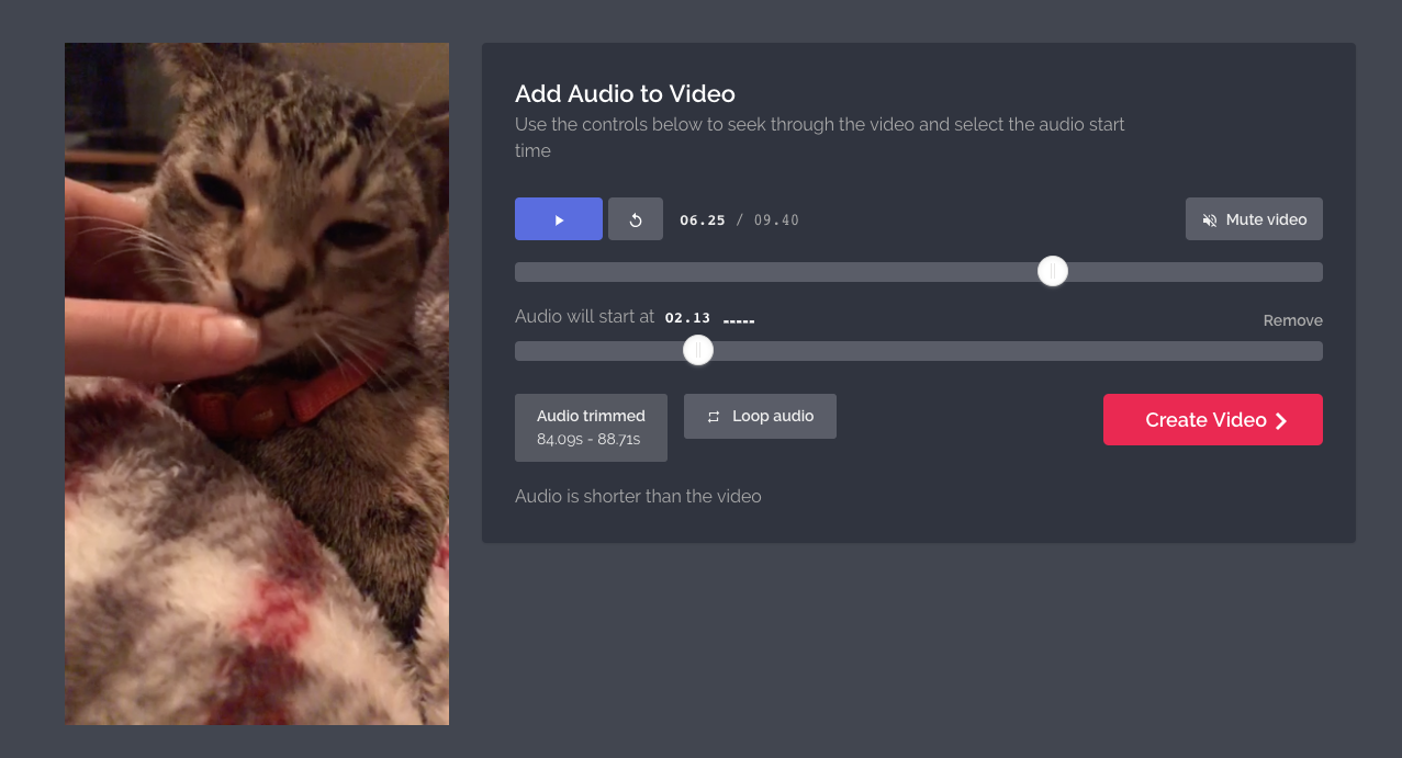 Add Sound Effects to Your Video