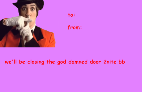 panic at the disco valentines meme