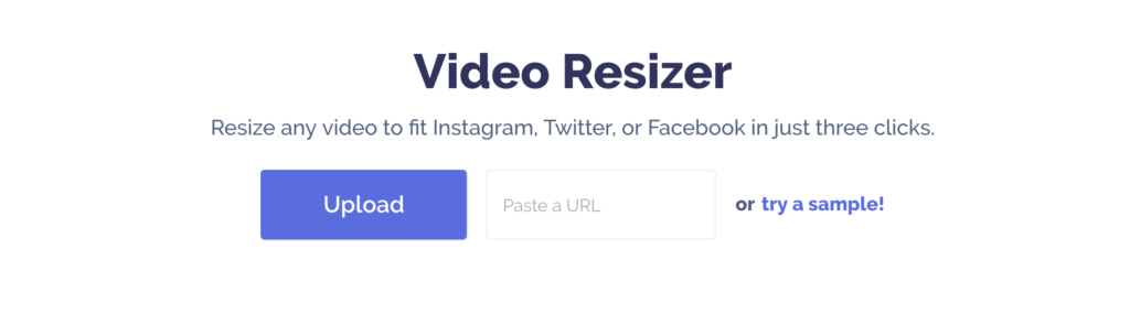 GIF Resizer: Crop animated GIF online