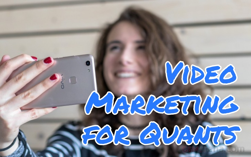Video Marketing for Quantitative Marketers