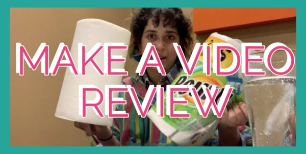 How to Make a Video Review