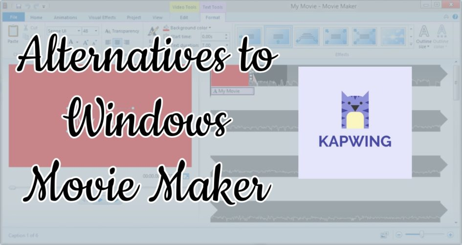 latest version of movie maker software