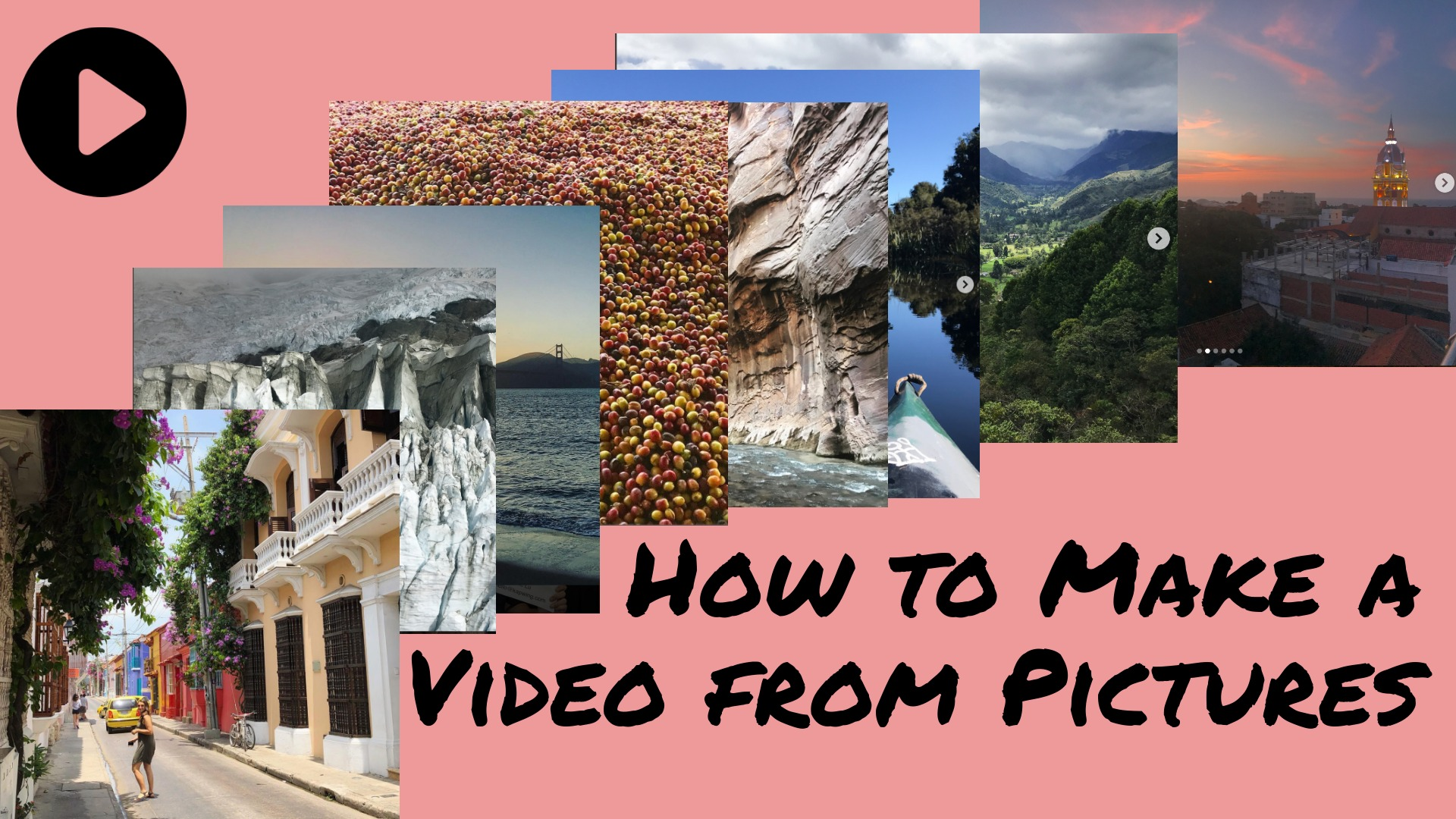 How to Make a Video or GIF From Pictures