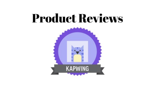 Product Reviews of Kapwing