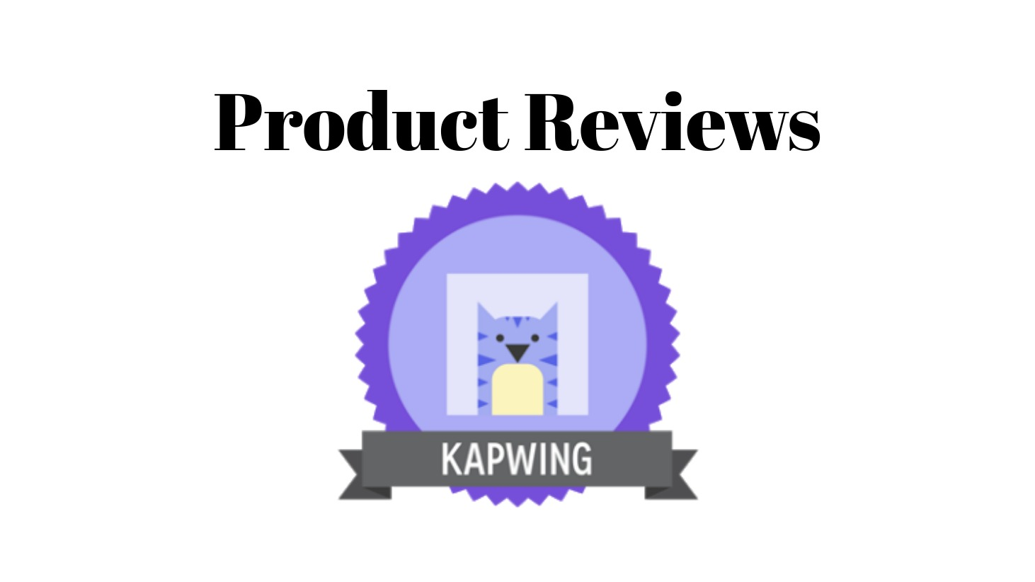 Kapwing Reviews: Read All Reviews From Across the Web