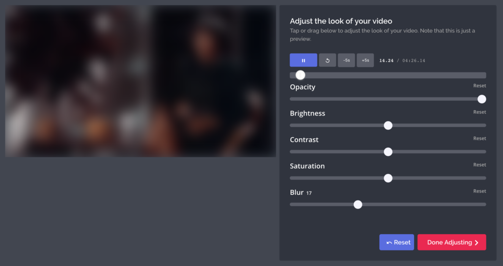 How to Add Blur to Video