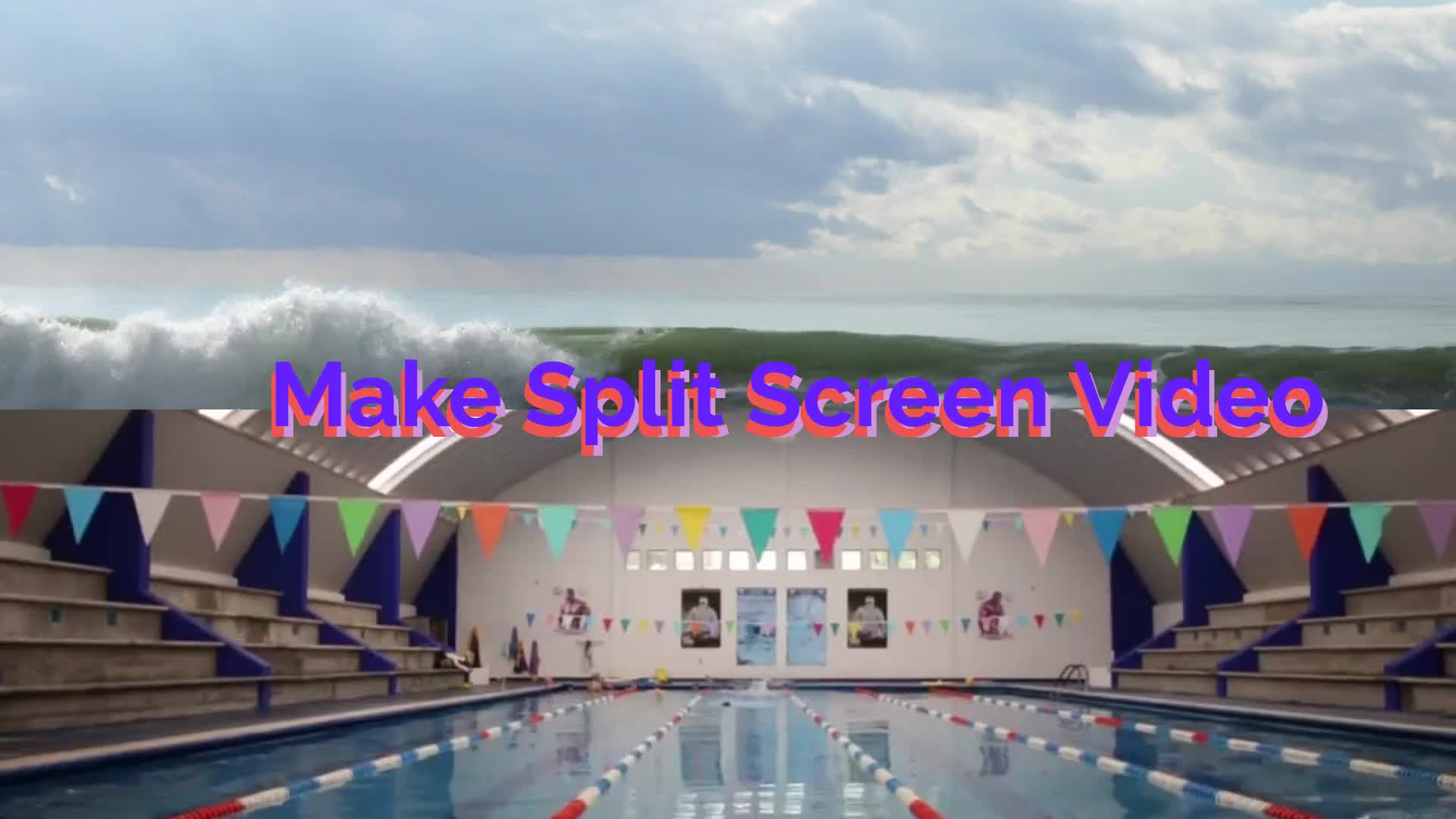 How to Make a Split Screen Video