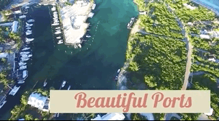 Tourism and Travel Animated Text Video Template